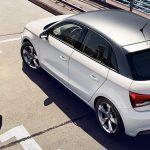 Location voiture Audi A1 Sportback