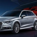 Audi A3 etron location